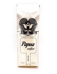 <b>Papua Coffee Medium Roast (16oz)</b>