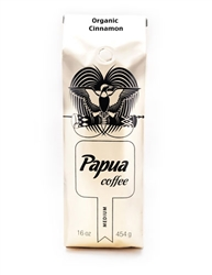 <b>Papua Cinnamon Coffee (16oz)</b>