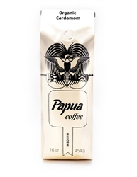 <b>Papua Cardamom Coffee (16oz)</b>