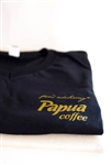 Papua unisex V-neck t-shirt (black)
